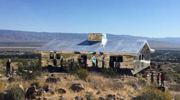 Electric Car Company To Sponsor 2019 Desert X Art Exhibition