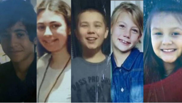 Louisiana town reels from loss of 5 children in fiery Florida crash