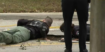 Underground Tunnel Leading Toward Bank Found in South Florida
