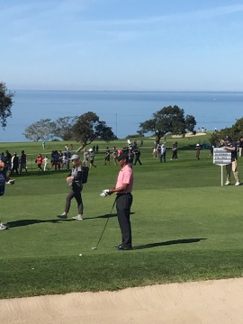 Tiger Woods Wins Largest Gallery At 2019 Farmers Insurance Open