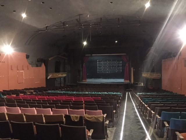 City Of Palm Springs Looks To Restore La Plaza Theater, Schedules Fundraiser