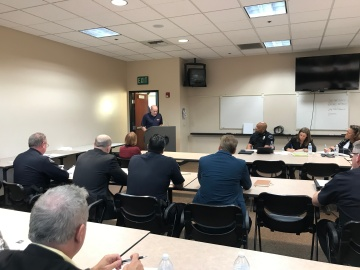 Local Media Speaks Out During ERICA Meeting