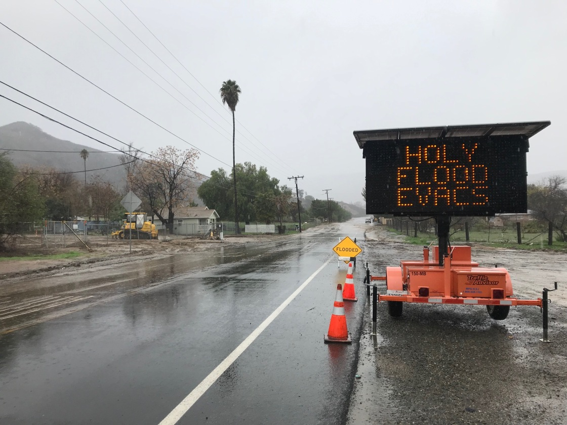 Back to Back Storm Wreaks Havoc Across So Cal