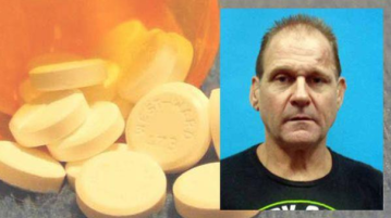 Police: Man thought he stole opioids, took laxatives instead