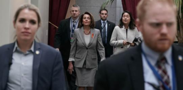 Pelosi says Trump 'insults the memory' of victims in the deadly California wildfires