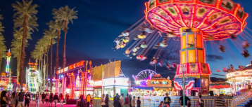 74th County Fair and Date Festival Begins in Indio