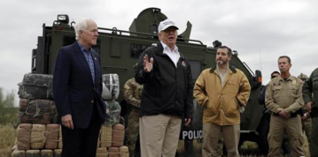 Trump could take billions from disaster areas to fund wall
