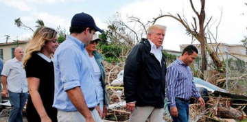 'What more can we take?' Puerto Ricans outraged Trump would take recovery funds for border wall