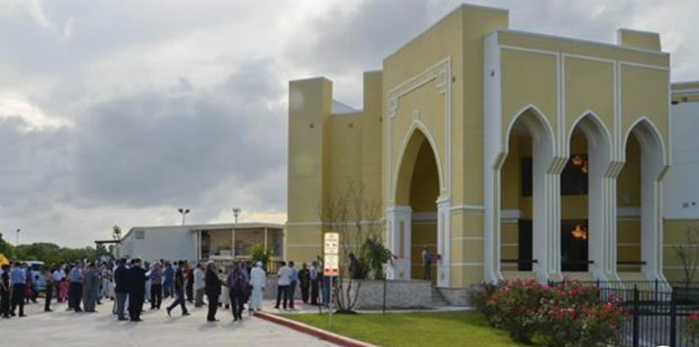 Drive-by shooting that hit the outside of a mosque near Houston sparks investigation