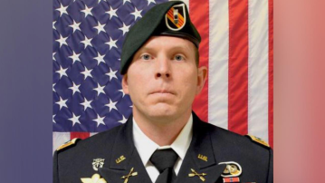 Florida soldier killed in Syria had served in 6 overseas combat tours
