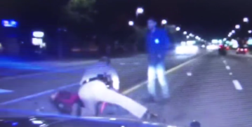 Trooper helps save motorcyclist after he's severely injured in hit-and-run, suspect apologizes