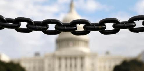 GOP Measure to End Shutdown Defeated in Senate