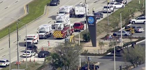 5 Shot Dead in Fla. Bank, Suspect in Custody
