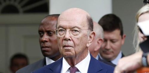 Wilbur Ross: 'I don't understand why' furloughed workers using food banks