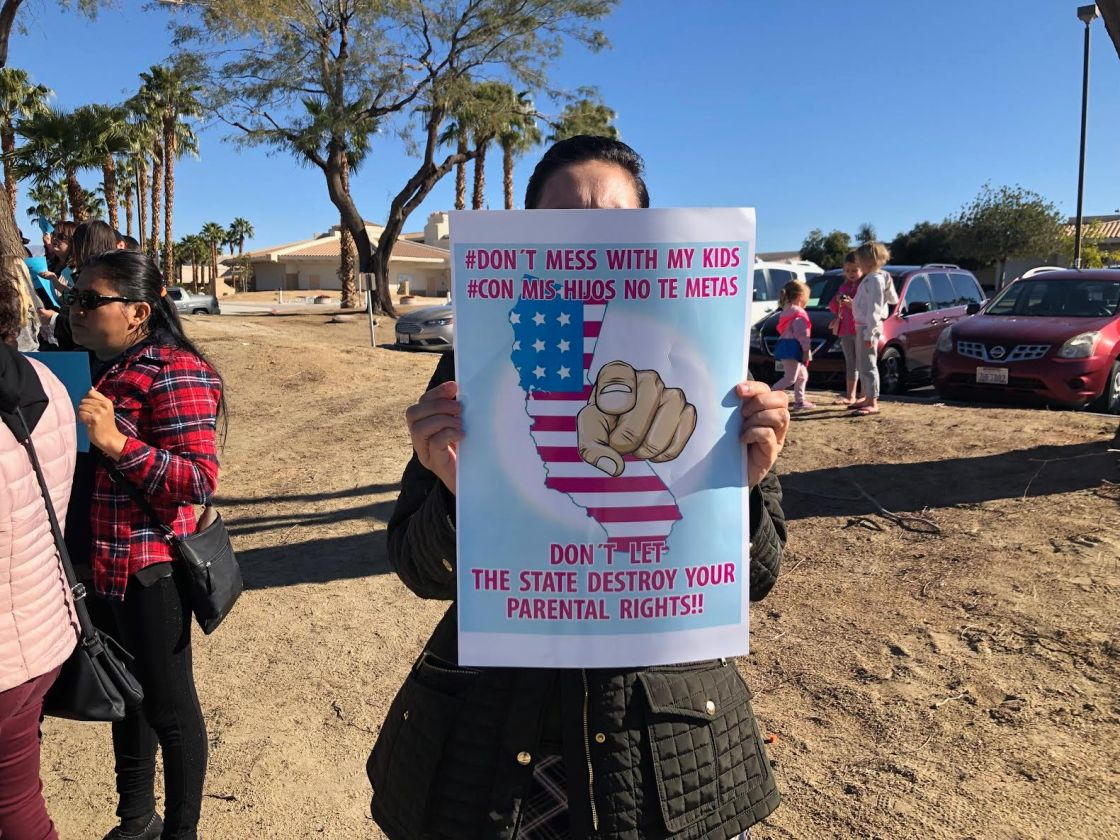 Local Parents Join Statewide Protest Against Inclusive Sexual Education Law