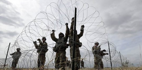 Pentagon to deploy additional 3,750 U.S. forces to U.S.-Mexico border