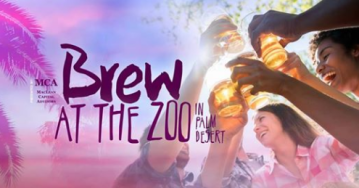 10th Annual Brew at the Zoo at The Living Desert