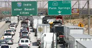Commuting Nightmare Throughout The Coachella Valley