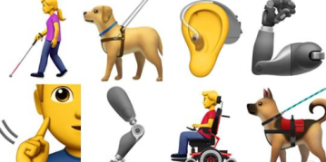 New Emojis Representing People With Disabilities Coming Soon