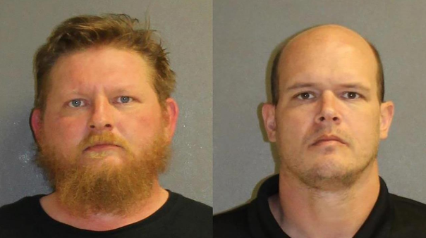 Florida men arrested in plot to groom and rape 3-year-old girl