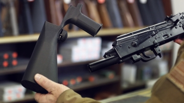 Supreme Court leaves Trump bump stock ban in place