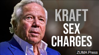 New England Patriots owner Robert Kraft accused of soliciting sex, police say