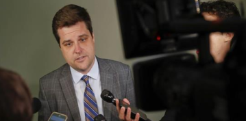 GOP Rep. Matt Gaetz apologizes for tweet targeting Michael Cohen