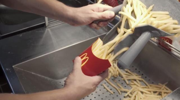 Study: Ingredient in McDonald's french fries may cure baldness