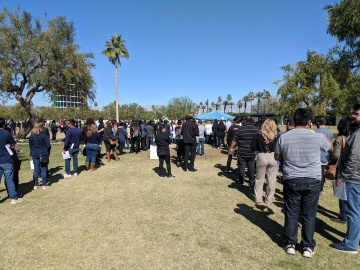 More than 600 Attend Stagecoach and Coachella Job Fair