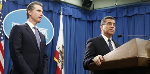 California AG: At least 13 states suing over Trump's national emergency