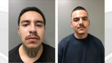 Police Chase Ends in Arrest of 2 Desert Hot Springs Men