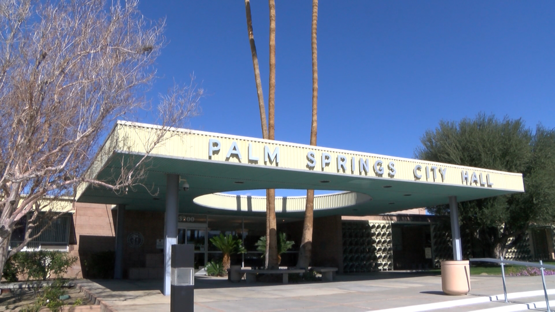 Palm Springs City Hall Employee Tests Positive for Coronavirus