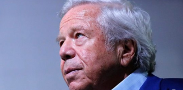 Kraft Visited Prostitute Hours Before AFC Championship Game: Court Docs