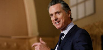 Gov. Newsom to Pull Back National Guard From California's Southern Border