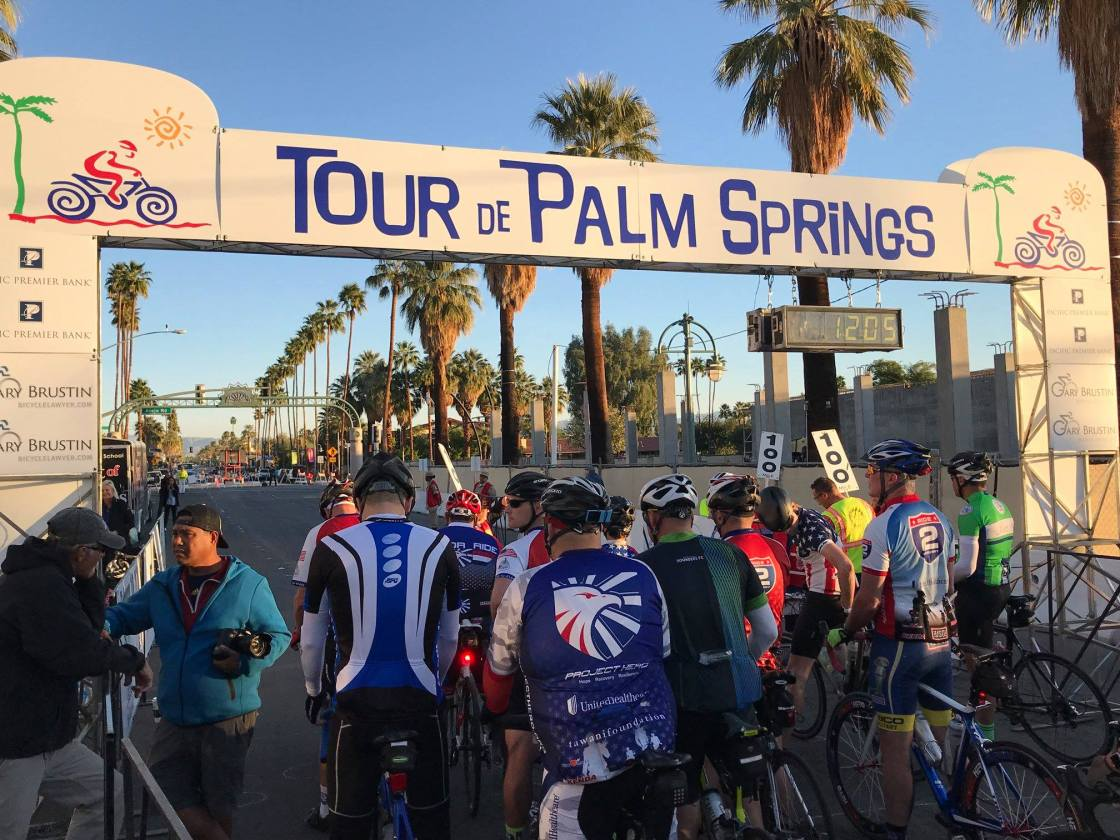 2021 Tour De Palm Springs returns