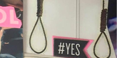 Three teachers in New York put on leave after noose images displayed in classroom