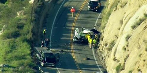 3 Die in Head-On Crash in Valley Center, 1 Person Flees: CHP