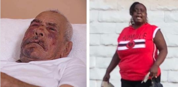 Woman Sentenced to 15 Years in Prison for Attack on 91-Year-Old Man