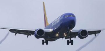 Southwest confirms Bay Area, Phoenix, Denver flights from Palm Springs