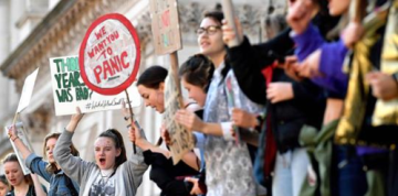 Climate strikes: U.S. students skipping school as part of global action