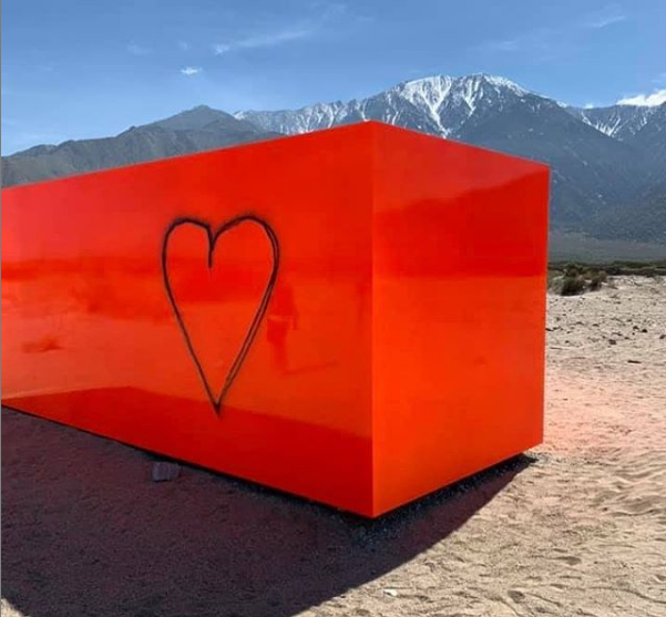 Desert X Exhibition Will Go On Across The Coachella Valley, Organizers Say