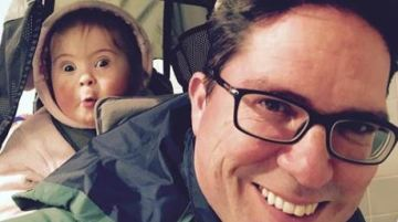 Dad's heartwarming twitter thread about daughter with Down Syndrome inspires thousands