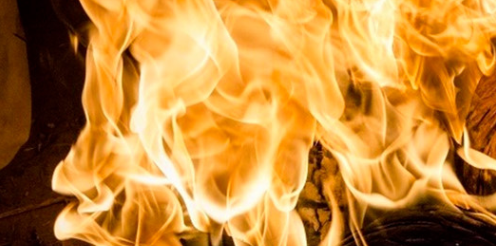Mother raped, set on fire kills attacker by dragging him into flames