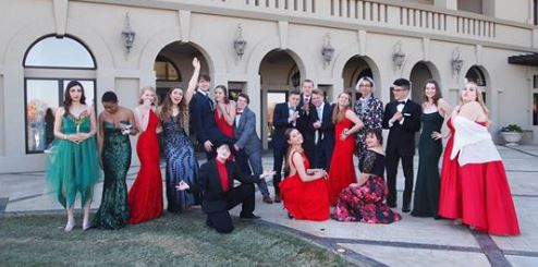 Instead of prom king and queen, H.S. crowns 2 'royal knights'