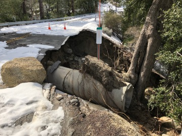 Flooded Road Repairs: Who's Paying?