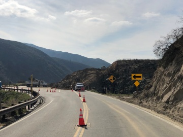 Caltrans Releases Repair Timelines for Highway 74 and Highway 243