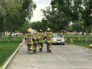 Firefighter Sara Thomas Remembered with Memorial Walk Run