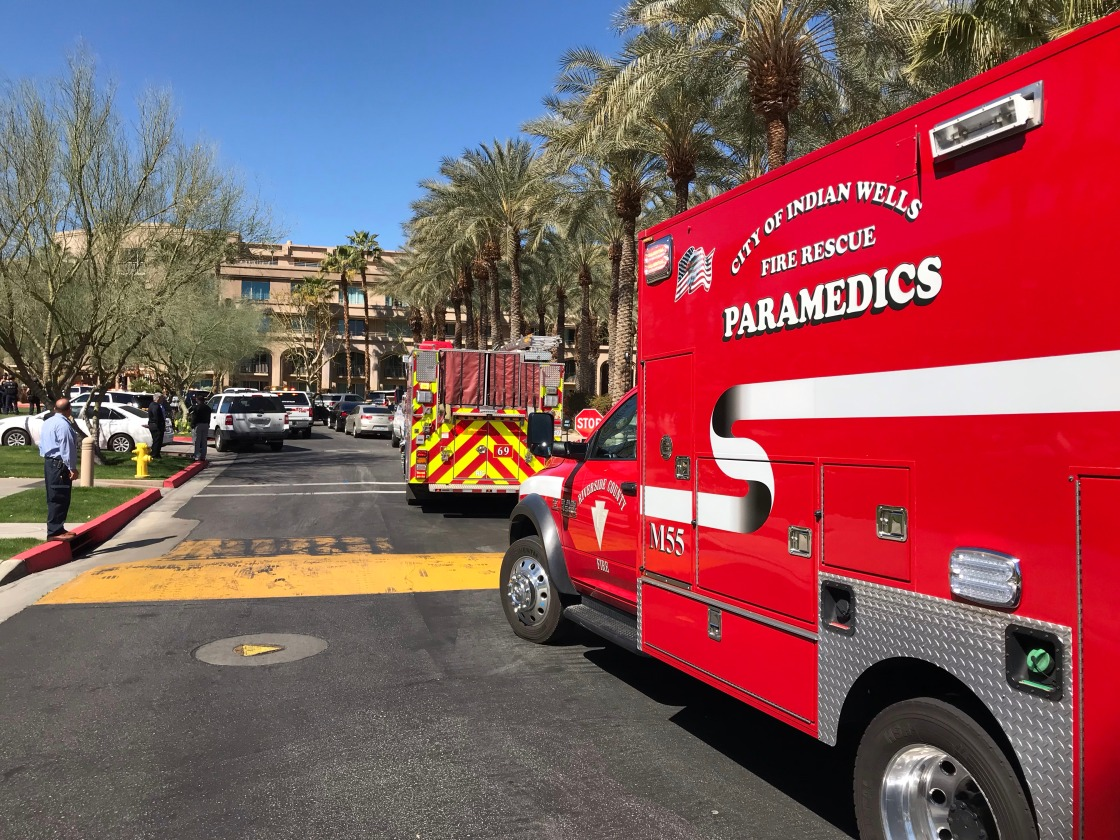Reports of Shots Fired at Hyatt Regency Indian Wells Unsubstantiated