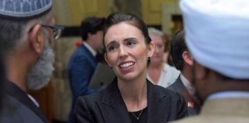 Jacinda Ardern vows to deny accused New Zealand mosque gunman notoriety