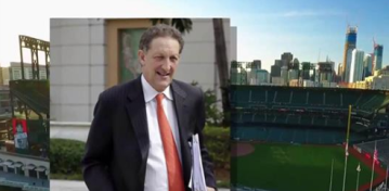 San Francisco Giants CEO caught on camera in public fight with wife